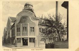 Gronau I. Westf. Stadt Badeanstalt. 1910-E92 - Gronau