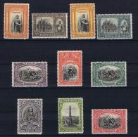 Portugal: 1926 Independence Mi 385 - 405 Part Set MH/*