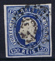Portugal: 1866  Mi 24 Used Very Well Centered - 1862-1884: D.Luiz I
