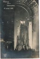 MILITARIA FETES DE LA VICTOIRE 14 JUILLET 1919 DIX PARIS 34 - Guerra 1914-18