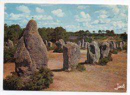 56 - Carnac - Alignement De Kermario - (Menhirs) - Dolmen & Menhirs