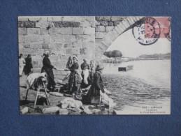 CPA-87-LIMOGES-Laveuses Du Pont Saint Etienne-Animée-(port Gratuit) - Limoges
