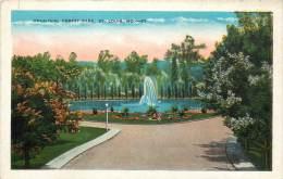 SAINT LOUIS     FOREST PARK - St Louis – Missouri