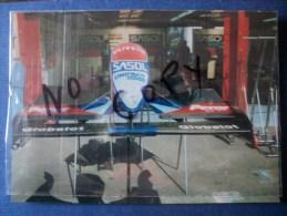 VERITABLE PHOTO GRAND PRIX DE F1 SPA Belgique 1993 - Car Racing - F1