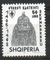 Albania 1997 - Giorgio Castriota Skanderbeg - Albanie