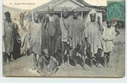 GUINEE FRANCAISE  - Types Kouroussah. - Guinée Française
