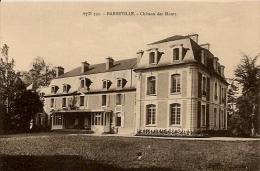 BARBEVILLE LE CHATEAU DES MONTS CPA BON ETAT - France