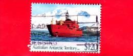 Territorio Antartico Australiano - AAT - 1991 - Nave  - Ship - RSV Aurora Australis - 1.20 - Usati