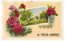 """AUDE  : """" Amitiés De Thézan Corbières  """" - Francia"""