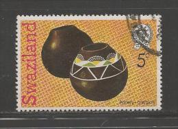 SWAZILAND 1978 Used Stamp Handicrafts 296# 6649 1 Value Only - Swaziland (1968-...)
