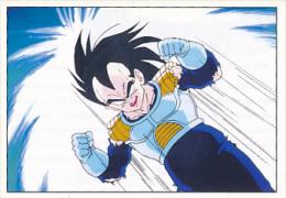 Vignette : DRAGONBALL Z, N° 27, Bird Studio/Shueisha, Toei Animation - Panini