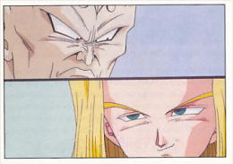 Vignette : DRAGONBALL Z, N° 158, Bird Studio/Shueisha, Toei Animation - Panini