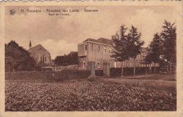 Beernem 3: H. Amandus Broeders van Liefde. Kapel en Pastorij 1935