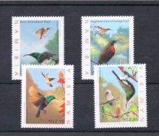 NAMIBIA 2005 - Birds   Serie Cpl.  4v.  Nuovi** Perfetti - Namibia (1990- ...)