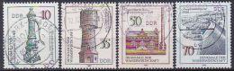 DDR 1986 / MiNr.  2993 - 2995   O / Used   (j1071) - Usati