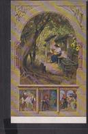 Märchen Postkarte Paul Hey : Brüderchen Und Schwesterchen - Contes, Fables & Légendes