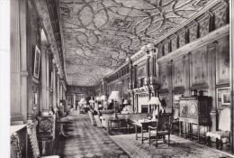 HATFIELD HOUSE - THE LONG GALLERY - Derbyshire