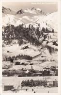 SWITZERLAND -DAVOSDORF MIT PARSENNBAHN - Switzerland