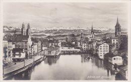 SWITZERLAND -ZURICH MIT LIMMAT - ZH Zurich