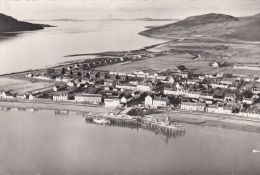 ULLAPOOL AND SUMMER ISLES. AERIAL VIEW - Ross & Cromarty