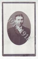1914-1918 - GENT - Doodsprentje † 1918 Cornelus De Mey, Oorlogsslachtoffer - 1914-18