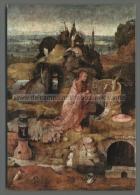 S9185 RELIGION LE TENTAZIONI DI S. ANTONIO VENEZIA PALAZZO DUCALE JERONIMUS BOSCH - Saints