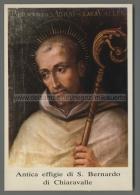 S9189 RELIGION SAN BERNARDO DI CHIARAVALLE - Saints