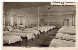 Limoges: Colonie Du Mas Eloi, Dortoir De Garçons - Limoges