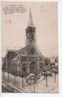 REF 143 : CPA 21 CHAROLLES L'Eglise - France