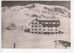 REF 144 : CPSM 38 ALPE D'HUEZ Hotel Bel Alpe - France