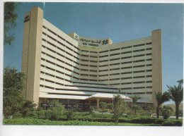 REF 145 : CPSM ARABIE SAOUDITE SAUDI ARABIA Hotel Gulf Meridien Al KHOBAR - Arabie Saoudite