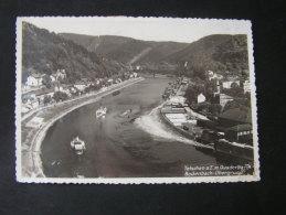 == Decin , Tetschen Foto1938   Ship Schiffe - República Checa