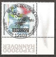 BRD - MI.NR. 2042 Gestempelt (M) - 2000 – Hannover (Deutschland)