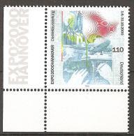 BRD - MI.NR. 2042 Postfrisch (M) - 2000 – Hannover (Deutschland)