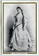 Publicité Maison Charnay (Vienne - Isère) - ´´Les Maîtres Chanteurs´´ (Recto-Verso) (1) - Confiserie & Biscuits