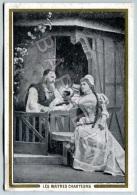 Publicité Maison Charnay (Vienne - Isère) - ´´Les Maîtres Chanteurs´´ (Recto-Verso) (4) - Confiserie & Biscuits