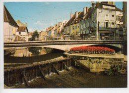 REF 148 : CPSM 71 CHAROLLES  Le Pont - Charolles