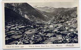 Espagne--VALLE DE ARAN--1951--Vista De Salardu,Unya,Gessa,Arties Y Maladeta,cpsm 9 X 14 N°6247 éd Zerkowitz - Lérida