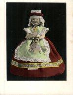 (S765) Doll - Poupée Dame Carcas - Jeux Et Jouets