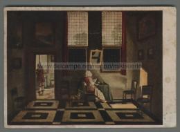 S9375 ARTE PIETER JANSSENS HOLLANDISCHER INNENRAUM - Peintures & Tableaux
