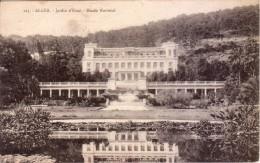 Alger  -  Jardin D'Essai  -  Musée National  -  1936 - Alger