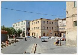 MOLITERNO, PIAZZA DE BIASE, VG 1981, FORMATO GRANDE    **** - Potenza