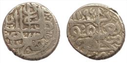 Rupee AH1296 - Muhammad Yaqub (Afghanistan) Silver - Afghanistan