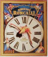 Reklameheft / Werbeheft  Circus Roncalli  -  Mit Informationen Und Hintergründen  -  Von 2012 - Reklame