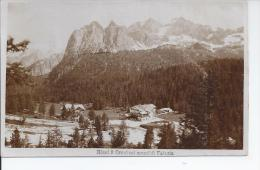 Carte Photo Hotel Tre Croci - Belluno