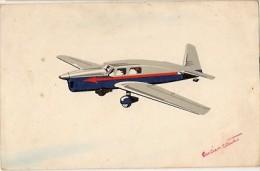 Simoun- Dessin Par Lucien Cavé-illustrateur-cpsm - 1946-....: Moderne