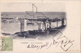 Juy-  Tunisie   Cpa   SOUSSE  Remp - Tunesien