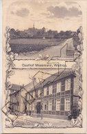Juy-  Allemagne   Cpa  GASTHOF MESSMANN ;; WALTROP - Münster