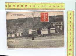 50  SAINT JEAN LE THOMAS PLAGE CABINES - France