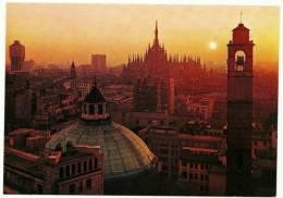 MILANO - Cartolina - Nuova - Panoramica - DUOMO - Milano
